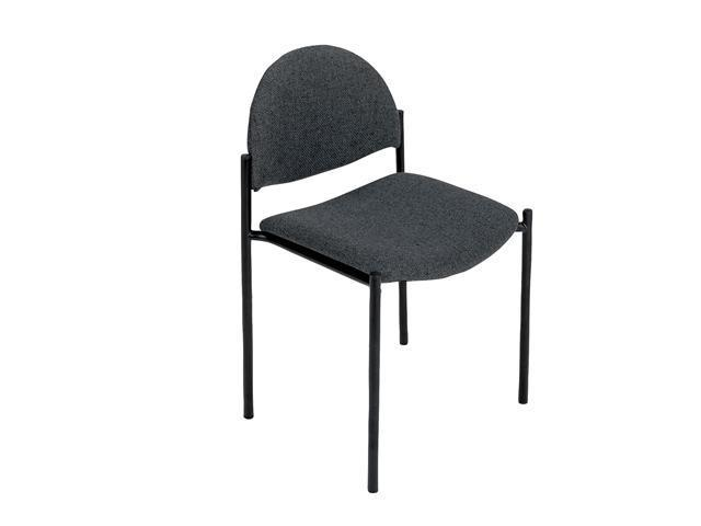 Safco 7020BL Wicket Stack Chairs 19 3/4