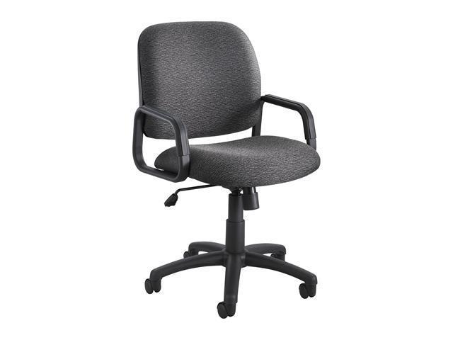 Safco 7045BL Cava Urth™ High Back Chair 24