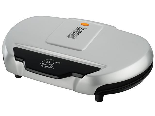 Factory Serviced George Foreman GR144 144-Square-Inch Nonstick Family-Size Grill
