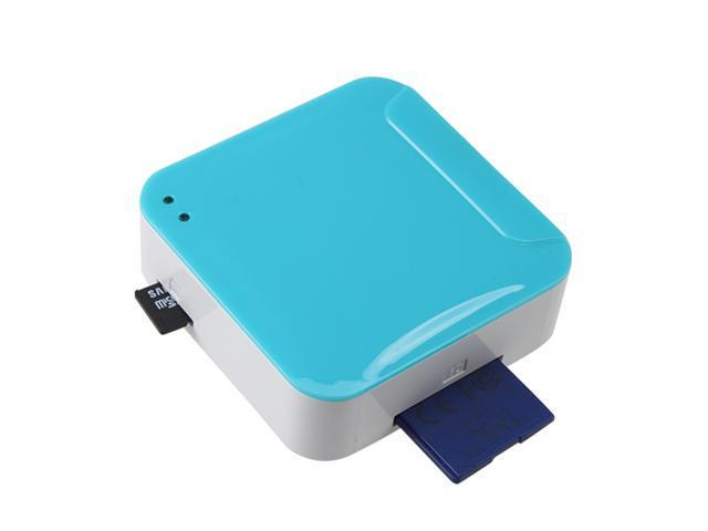 Mini Portable 3G Wireless Router WIFI with TF SD Card Reader Powered by USB