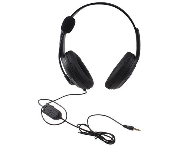 AGPtek Amplified Universal Gaming Headset with mic for PS4