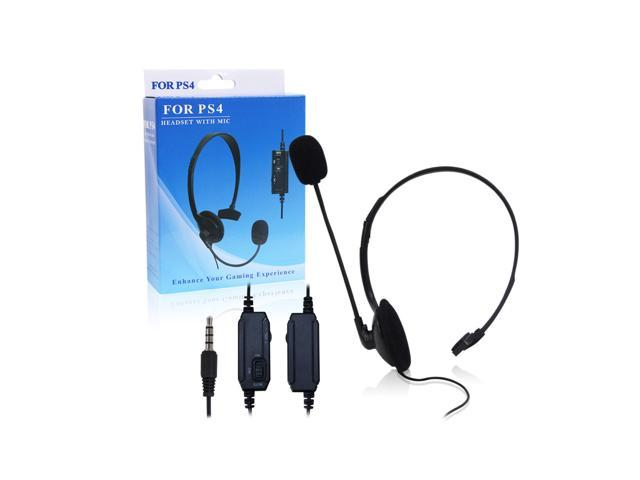 PlayStation 4 Chat Gaming Headset With MIC