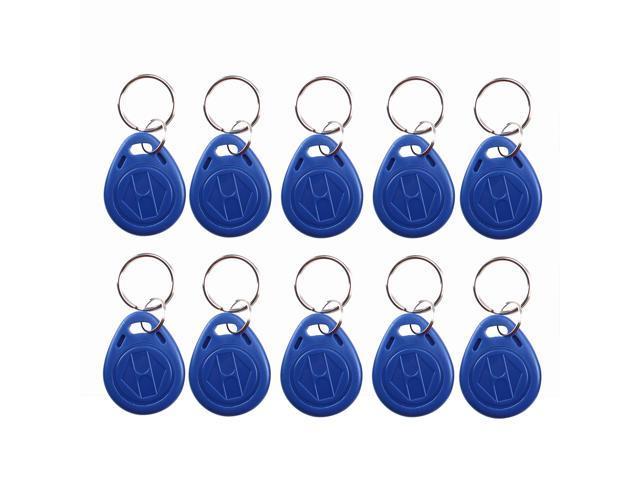 Wholesale 10pcs Rfid Proximity Door Entry Key Fobs For Access