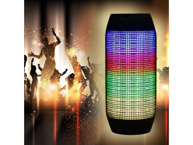 AGPtek Original Pulse Wireless Bluetooth Speaker with 3 LED Lights Party Speaker Handsfree Speaker for iphone6 iphone6 plus Samsung Galaxy S5 ...