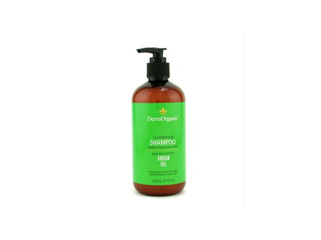 Argan Oil Sulfate-Free & Color-Safe Conditioning Shampoo - 350ml/12oz