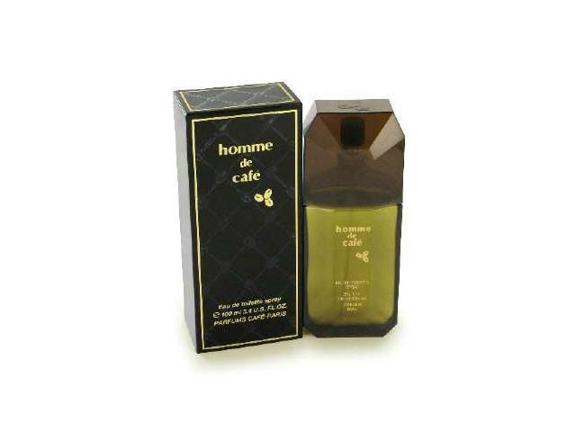 Homme de Café by Cofinluxe for Men 3.4 oz Eau De Toilette Spray
