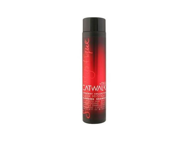 Tigi Catwalk Straight Collection Sleek Mystique Glossing Shampoo 10.14oz / 300ml