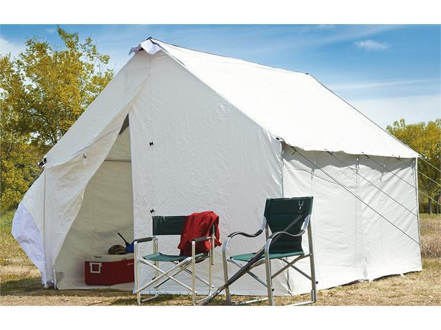 GG 10X12 CANVAS WALL TENT