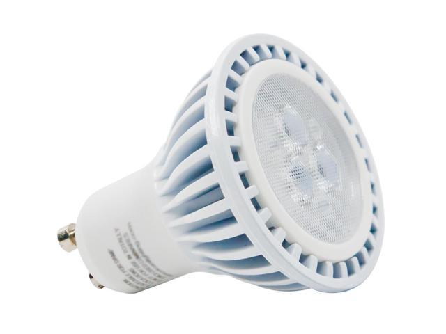 LED GU10 Lamp 5 Watts 2700K Replaces standard GU10 Halogen Lamps Dimmable