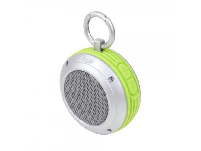 Satechi Voombox Travel Portable Bluetooth 4.0 Speaker with 4W Driver & up to 6 Hours of Playtime Splash Resistant (Green)
