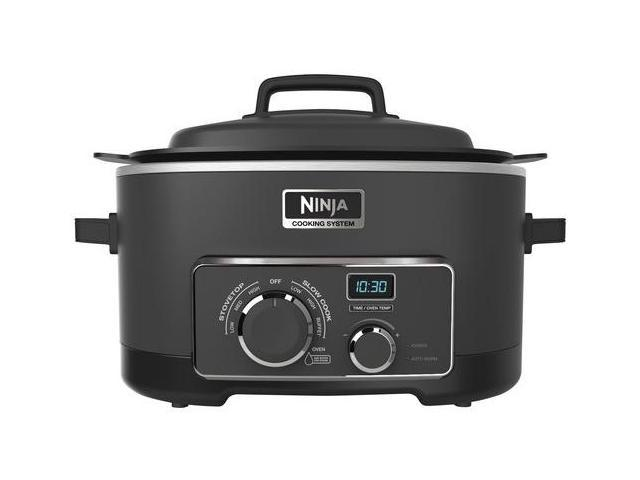 Ninja MC701 3-in-1 6-Quart Multi Cooker System