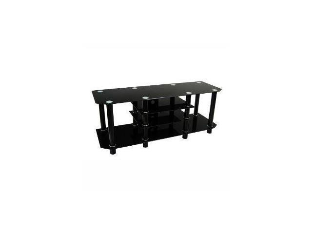60 in. Dynasty Black TV Stand By Walker Edison