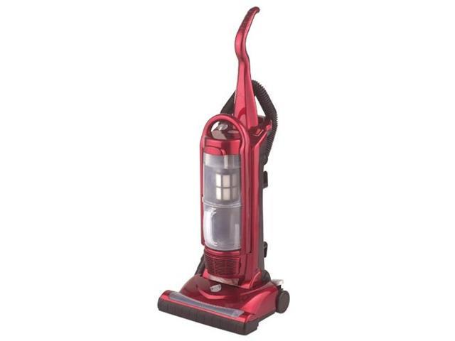 Bagless Upright Vacuum Cleaner With Hepa By Sunpentown