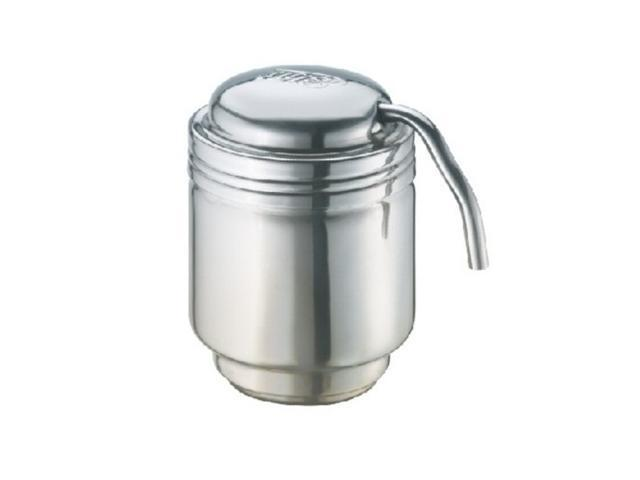 Coffee Maker, Stainless Steel
