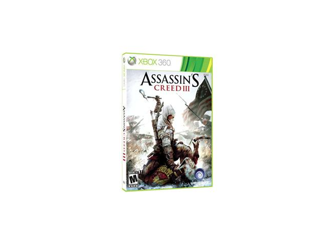 Assassin's Creed 3 X360