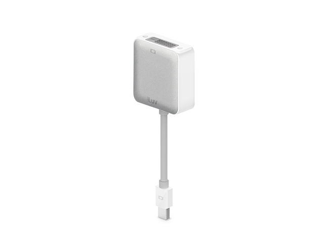 iLuv Mini DisplayPort to DVI Adapter