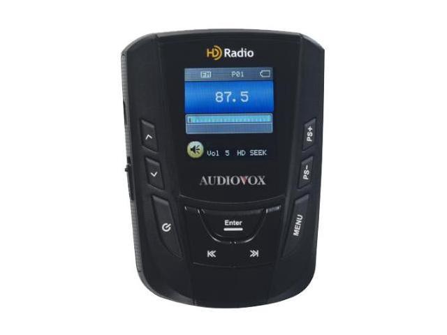 PORTABLE HD RADIO