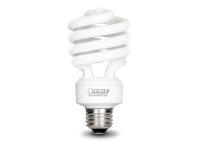 23W Compact Fluorescent Mini Twist Light Bulbs - Bright White