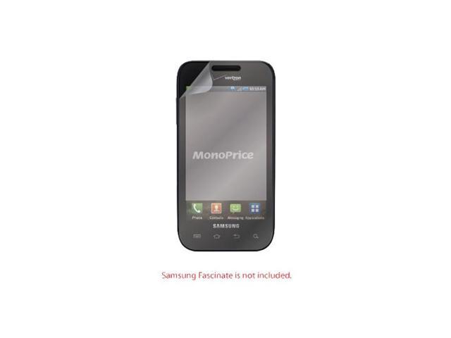 Screen Protective Film w/ Matte Finish for Samsung Fascinate