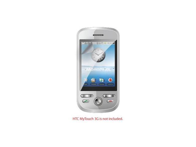 Screen Protective Film w/ High Transparency Finish HTC MyTouch 3G