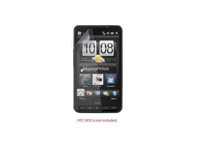 Screen Protective Film w/ Privacy Finish for HTC HD2