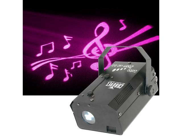 Chauvet Gobo Zoom Led 2.0 Compact Gobo Projector - New