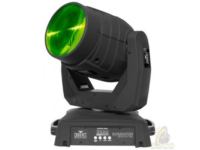 Chauvet INTIMBEAMLED350 INTIMBEAMLED350 | Compact 75W LED Moving Head Beam DJ Lighting System