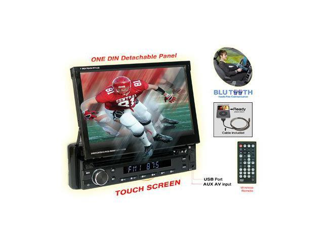 Nitro BMWX-4768 7-Inch Touchscreen Monitor
