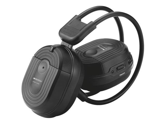 Soundstream VHP-10 Single Channel IR Wireless Headphone with Adjustable Headband