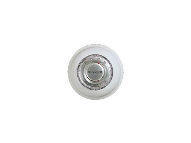 Honeywell T87N1000 Round Non-Programmable Thermostat (Does not contain Mercury)