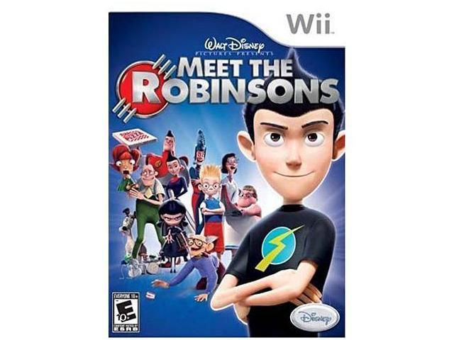 Meet the Robinsons Nintendo WII New