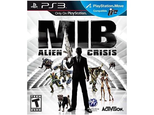 Men In Black - Alien Crisis Playstation3 New