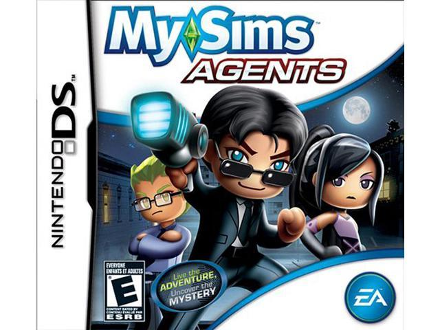 MySims Agents DS New