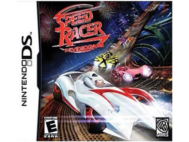 Speed Racer - The Videogame DS New