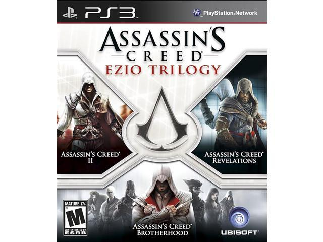 Assassin's Creed - Ezio Trilogy Playstation3 New