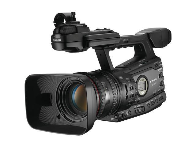 Canon XF305 High Definition Professional Camcorder 4454B001
