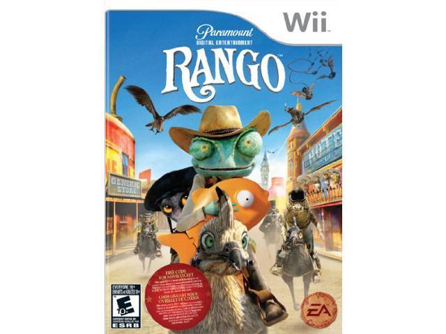Rango Nintendo WII New