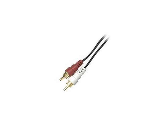 Steren 255-131 Steren 12' gold plated stereo audio cable
