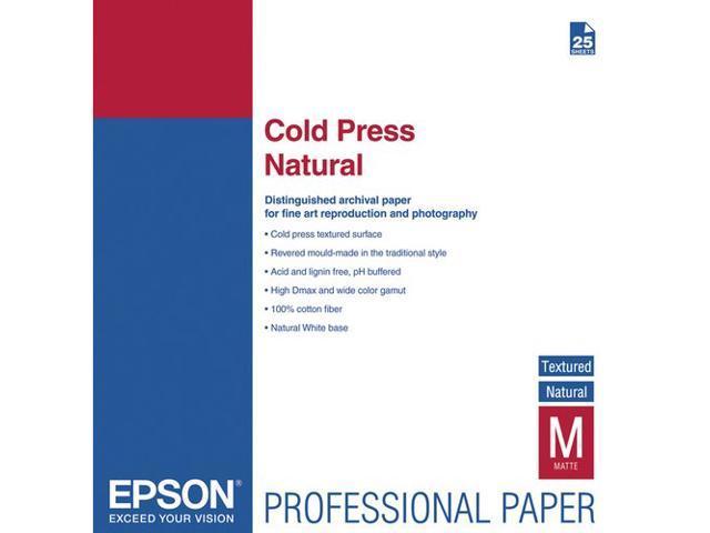 Epson Fine Art Paper - A3+ - 13