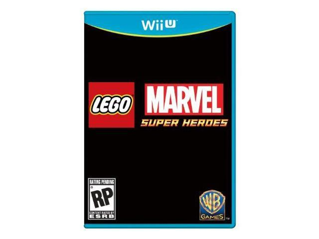 LEGO Marvel Super Heroes WiiU