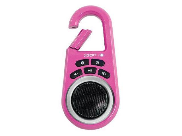 Clipster Wireless Spkr Pink