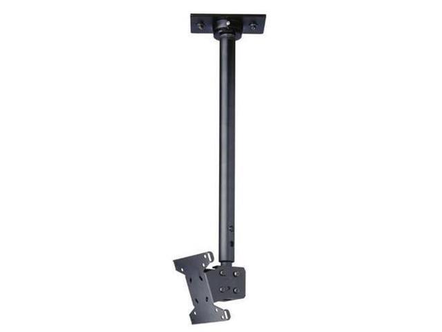 Peerless Industries Lcd Ceiling Mount 18-30in Adjustable Length Black