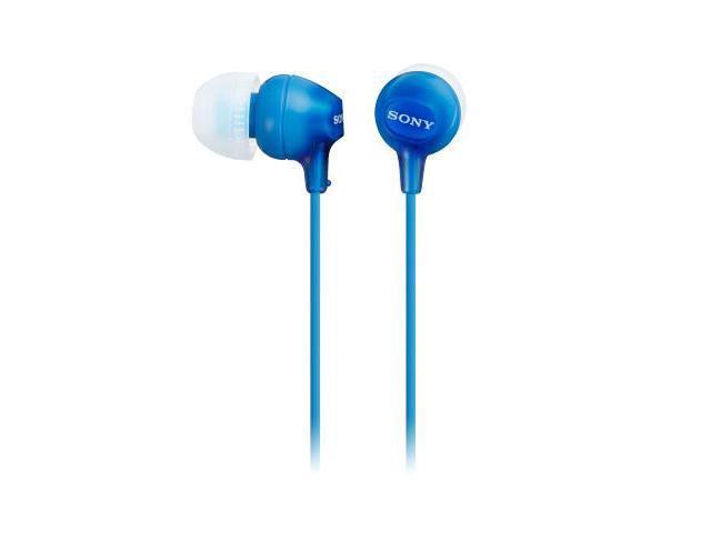 Sony Mdrex15lp/l Ex15lp In-ear Headphone (blue)