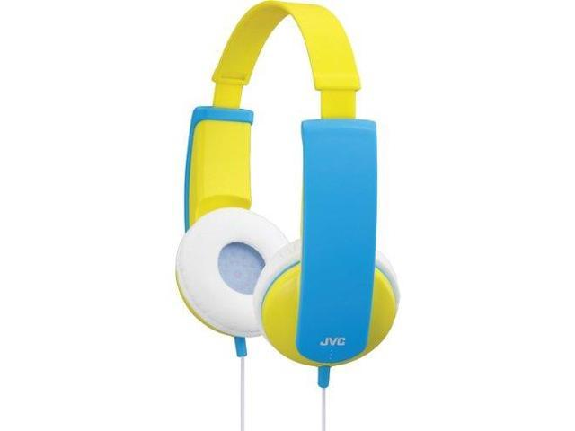 JVC HAKD5Y Kidsphone Headphones (Yellow)