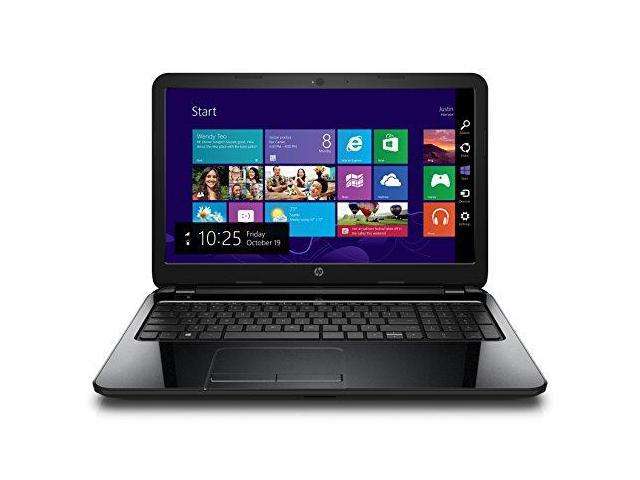 HP 15-r150nr (J9K39UA#ABA) Notebook Intel Core i3 4005U (1.7GHz) 4GB Memory 750GB HDD Intel HD Graphics 4400 15.6