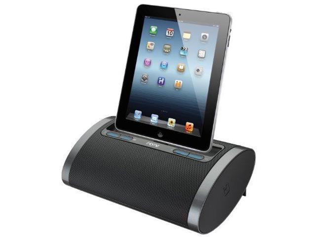 iHome iDL48 Speaker System - Black