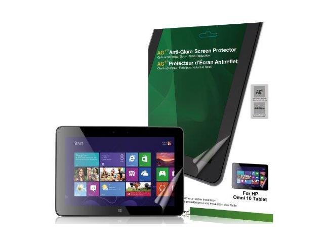 AG+ Anti-Glare Screen Protector for HP Omni 10 RT-SPHPO1002HD Matte RT-SPHPO1002HD