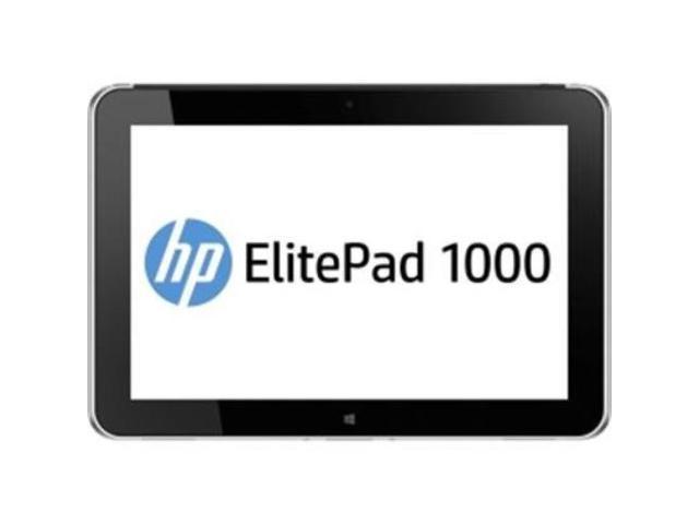 HP ElitePad 1000 G2 (G4T19UT#ABA) Intel Atom 4GB Memory 64GB 10.1