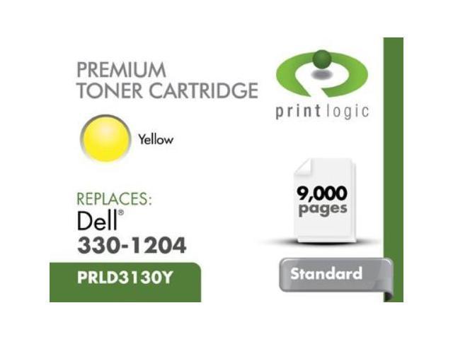 PRINTLOGIC 330-1204 YELLOW CARTRIDGE
