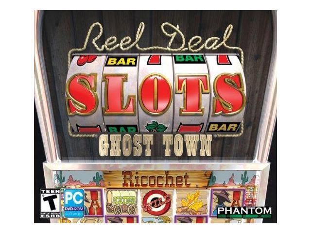 Reel Deal Ghost Town Jc